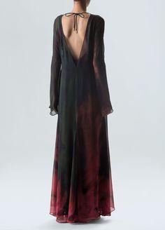 Vestido Silk Interference - 52392-21502 - Osklen MOBILE