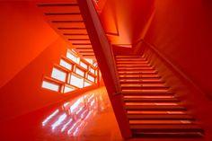 Paul Le Quernec : Origami, centre Socio-culturel à Mulhouse - ArchiDesignClub by MUUUZ - Architecture & Design
