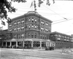 Old Photo Michigan Fenton Hotel