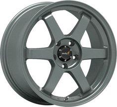 GUNMETAL INOVIT ST16 alloy wheels #vw #bmw #car #jdm #wheels #rims http://www.turrifftyres.co.uk
