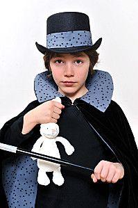 Diy Costume de magicien (photos Fabrice Demessence)