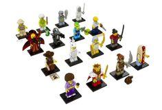 LEGO® Minifigúrky 71008 - Séria 16 minifigúrok