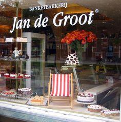 Jan de Groot: de beste Bossche bollen maar ook de heerlijke Bossche kus vind je hier. Aanraders!