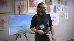 "FREE Seminario ""mar"" del artista Igor Sajarov"