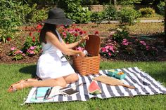 A Guide To A Beautiful Summer Picnic