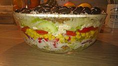 Uschis griechischer Schichtsalat 3