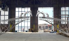 Amsterdam's new 3D-printed steel bridge is revolutionizing the building industry.