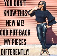 God put my back together different! Dope Quotes, Real Quotes, Quotes About God, Truth Quotes, Prayer Quotes, Spiritual Quotes, Positive Quotes, Religious Quotes, Bible Quotes
