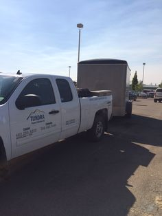 Last week the Tundra team and technicians from SSI Calgary delivered a trailer full of necessities to folks just outside of Edmonton.  The goods will be used by folks displaced by the wildfires and currently living in campgrounds NE of Edmonton.  Thanks to all who donated and dropped off toiletries and other necessities!
