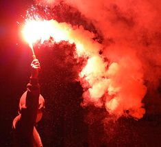 No pyro No party Conor Leslie, Ultras Football, Red Star Belgrade, Lizzie Hearts, Smoke Bomb Photography, Demonology, Shadow The Hedgehog, Red Aesthetic, Tatoo