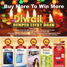 Grocery Mantra Diwali Bumper Lucky Draw !!! Click On The Link Below To Get Know More About This Offer https://www.grocerymantra.com/diwali_bumper_offer Shop From Grocery Mantra To Get Exciting Offers #OnlineSuperMarket #OnlineGroceryShopping #TingTing #JaiHind #SaveWater