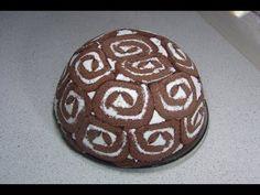 Tort cu rulada si crema de branza este extraordinar de gustos, aspectuos si racoritor, un tort foarte potrivit pentru zilele calde de vara si zilele festive Deserts, Desserts, Dessert, Postres