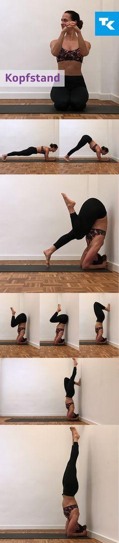 Der #Kopfstand ist wie #Medizin in Form von #Yoga: Diese #Asana regt Eure Blut- und Sauerstoffzirkulation an und steigert Eure Hirntätigkeit. Zudem vermindert sie #Stress und kann sich positiv auf Euren #Atem auswirken. Dabei gilt allerdings: Der Kopfstand ist die Königsdisziplin des Yoga und keineswegs eine #Übung, mit der man als #Anfänger beginnen sollte. Viel Geduld beim Üben lohnt sich!