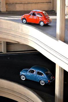 """fabforgottennobility: """"Fiat 500 & 600 """""""