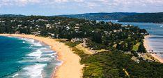 Palm Beach  www.parkmyvan.com.au #ParkMyVan #Australia #Travel #RoadTrip #Backpacking #VanHire #CaravanHire