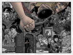 In Deference to my Idols: Locke & Key - best comics around