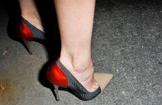 : New York Fashion Week Street Style Fall 2013