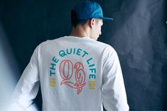 SPRING 2016 DELIVERY TWO - The Quiet Life Urban Streetwear Men T-Shirt Long sleeves