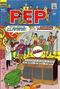 Pep #227, 1969 | Flickr - Photo Sharing!
