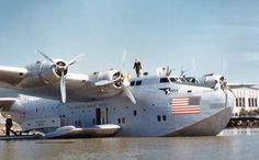 The Pan American Clipper helped make worldwide air travel possible.