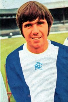 Bobby Hope of Birmingham City in 1973.