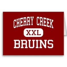 cherry creek high school | My alma mater