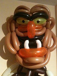 Muppet Balloon Animals!!