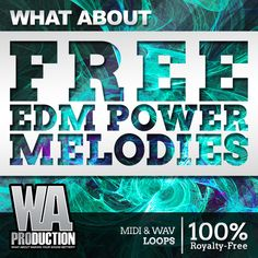 FREE EDM Power Melodies [24 Unique KSHMR / R3hab / Headhunterz Style Melody Packs]  #EDM #Music  Join us and SUBMIT your Music  https://playthemove.com/SignUp