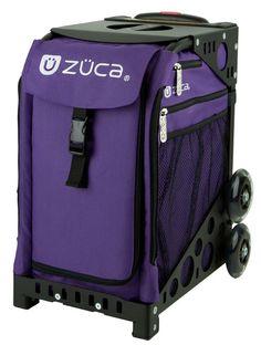 Zuca Sport Bag - REBEL with Black Frame