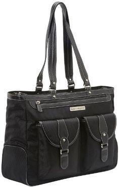 Clark Mayfield Marquam Laptop Handbag 18 4 Black Take It At