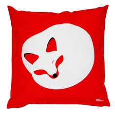Winter Fox_Summer Fox Cushion £45