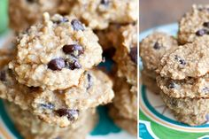 Desserts Under $5: Healthy Peanut Butter Oatmeal Cookies