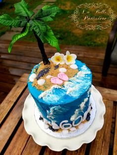 Cupcakes, Cupcake Cakes, Beach Cakes, Mousse, Birthday Cake, Flowers, Desserts, Food, Tailgate Desserts