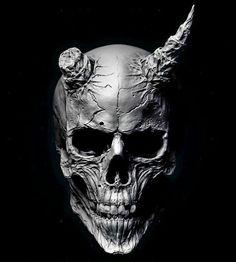 Skull & Grim Reaper & Bones Markus Spiess Grow Lights Article Body: was started in 1999 with Skull Tattoo Design, Skull Design, Skull Tattoos, Arte Horror, Horror Art, Arte Lowrider, Skull Reference, Skull Sketch, Skull Art