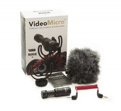 VIDEO REVIEWED - Rode  Video Micro Microphone