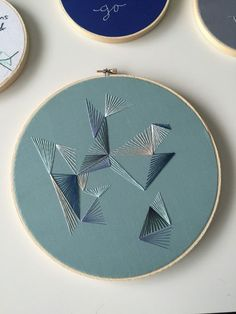Embroidery art really seems to