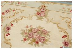 Electronics, Cars, Fashion, Collectibles, Coupons and Shabby Chic Area Rugs, Aubusson Rugs, Love French, French Furniture, Baby Items, Needlepoint, Pink And Green, Tapestry, Ebay