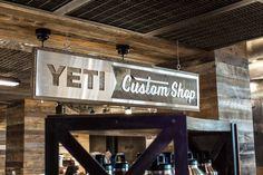 YETI flagship store by lauckgroup, Austin – Texas » Retail Design Blog