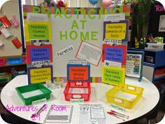 Great ideas for open house!