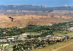 Moab Utah Town | Moab Utah city