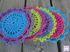 Fiber Flux: 30 Free Crochet Projects for Your Scrap Yarn!