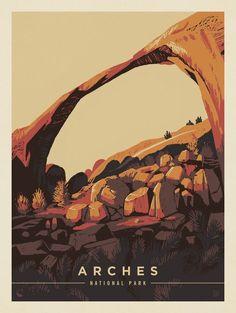 American National Parks, National Parks Usa, Document Iconographique, Park Landscape, Landscape Posters, Landscape Photos, Landscape Photography, Design Typography, Design Poster