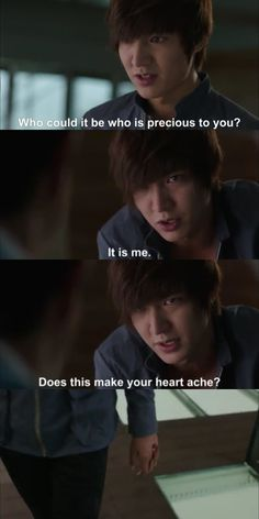 City hunter *-* that I can't believe that just happened moment