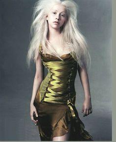 christina aguilera for versace
