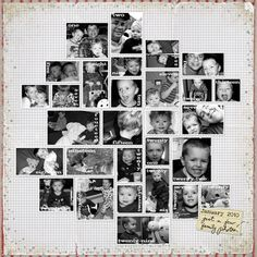 Emskyrooney (Love this digiscrap layout by Meredith Fenwick!) Fun for an ancestry or descendent page. :)