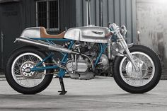 A Clean New Look! Sabotage Cycles' Ducati Imola 750