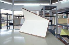Ricardo Alcaide. Detalle de la instalación Intrusiones, Galeria Tajamar 2013.