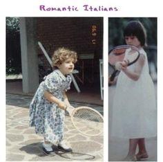 Little Sara Errani and Flavia Pennetta