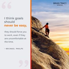 Leading Self Development Courses Self Development Courses, Training And Development, Inspirational Quotes About Success, Motivational Quotes, Brian Tracy, Michael Phelps, Fact Quotes, Quote Of The Day, How To Apply