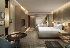 Ceiling Design In Your Bedroom 10 Floor Design, Ceiling Design, House Design, Hotel Bedroom Design, Master Bedroom Design, Hotel Floor Plan, Hotel Interiors, Room Planning, Decoration